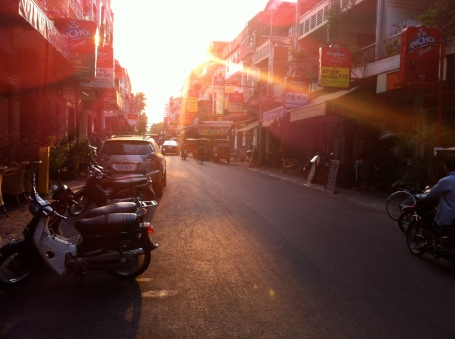 Phnom-Penh-Sunset